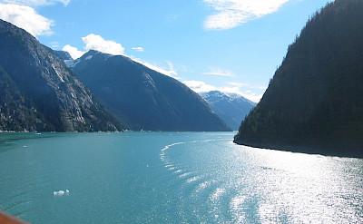 Tracy Arm Fjord, Alaska. Flickr:Hilmil