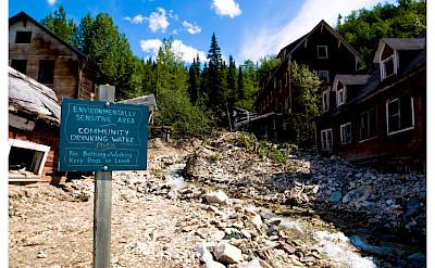 Wrangell, the oldest town in Alaska. Flickr:Henry Chen