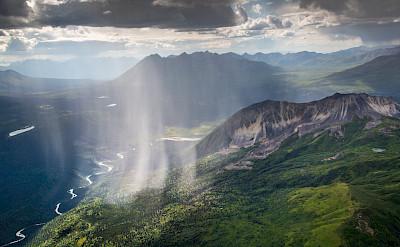 Rain at Wrangell Mountains, Alaska. Flickr:National Park Service Alaskan Region