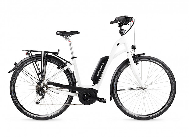 Unisex electric bike