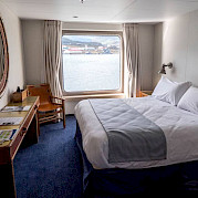 Category A - double bed | Stella Australis | Argentina Cruise Ship