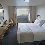 Category AA - double bed | Stella Australis | Argentina Cruise Ship