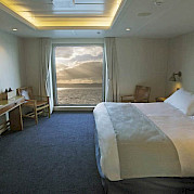 Category AA superior - double bed | Stella Australis | Argentina Cruise Ship