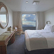 Category AAA - double bed | Stella Australis | Argentina Cruise Ship