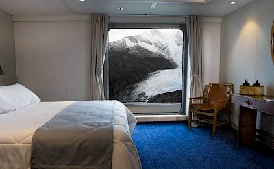 Category AAA superior - double bed | Stella Australis | Argentina Cruise Ship