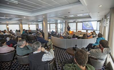 Lounge Area | Ventus Australis | Argentina Cruise Ship