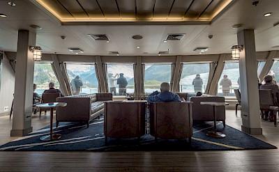 Yamana Lounge Area | Ventus Australis | Argentina Cruise Ship