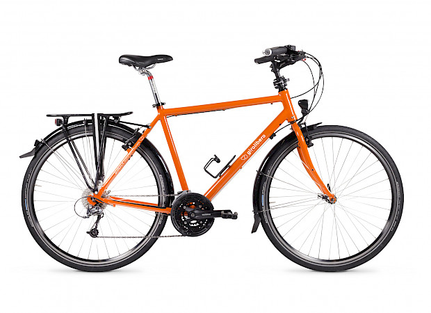 Men's touring bike