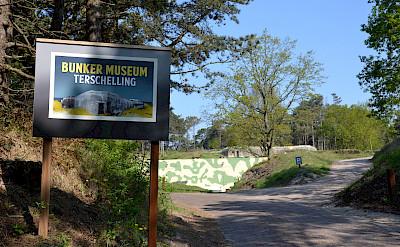 Bunker Museum in Terschelling, Friesland, the Netherlands. ©TO