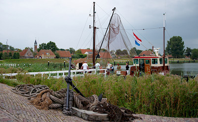 Boating in Enkhuizen, North Holland, the Netherlands. Flickr:Arend
