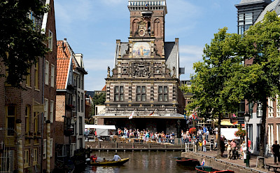 Alkmaar in North Holland, the Netherlands. ©TO