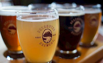 Deschutes beer in Oregon. Flickr:Karen Neoh