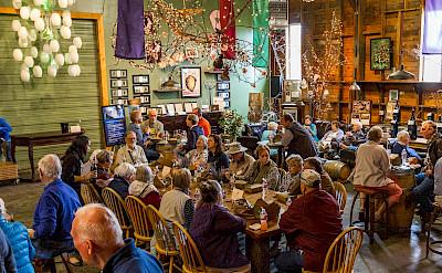 Dunham Cellars and wine tasting, Walla Walla Washington. ©TO