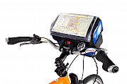 Front bike map holder | Bike & Boat Tours