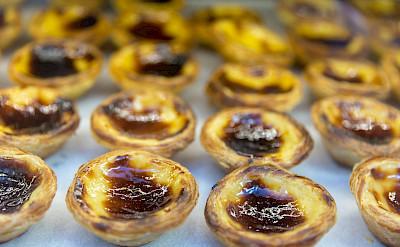 Pastéis de Nata in Portugal, of course! Flickr:Marco Verch