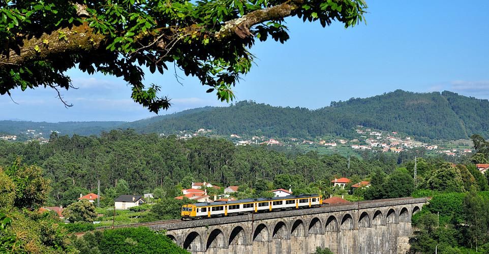 Viana do Castelo in northern Portugal. Flickr:Pablonietoabad