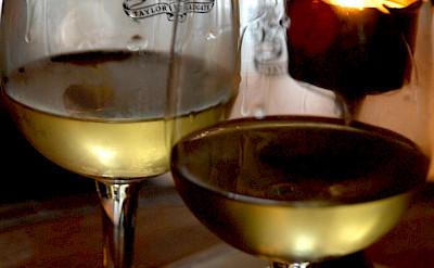 White wine in Portugal. Flickr:Pug Girl
