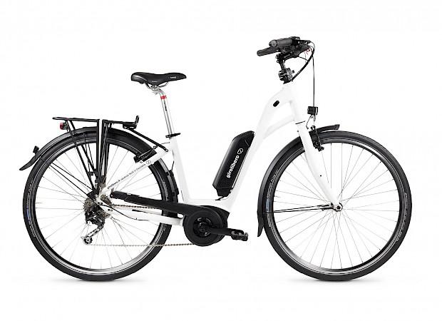 Unisex electric bike | Boat & Bike Tours