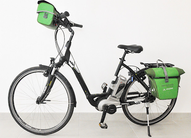 Electric bike | Bike & Boat Tours