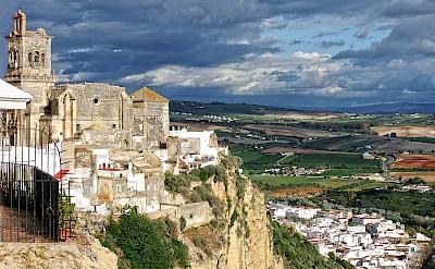 Acros de la Frontera, Spain. Flickr:kkmarais