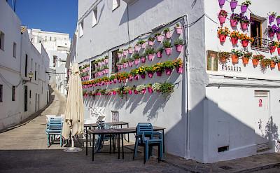 White village of Vejer de la Frontera, Cádiz, Spain. Flickr:Eneko Bidegain