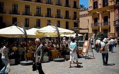 Málaga, Andalusia, Spain. Flickr:Robert Lender