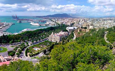 Málaga, Andalusia, Spain. Flickr:Wolfgang Manousek