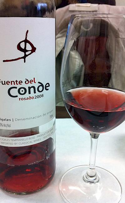 Rosé Wine in Spain. CC:Agne27