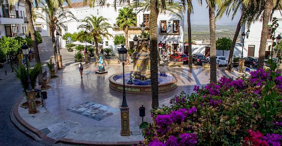 Plaza de los Pescaitos, Vejer de la Frontera, Cádiz, Andalusia, Spain. Flickr:Eneko Bidegain