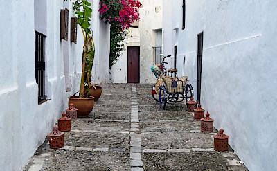 Vejer de la Frontera, Cádiz, Spain. Flickr:Joselyn Erskine-Kellie