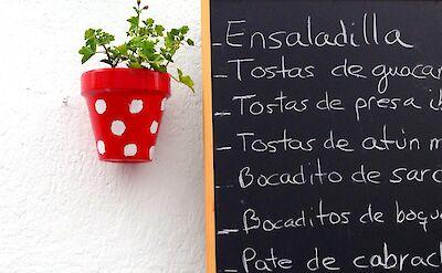 Dining in Vejer de la Frontera, Cádiz, Spain. Flickr:-suenapajarito-