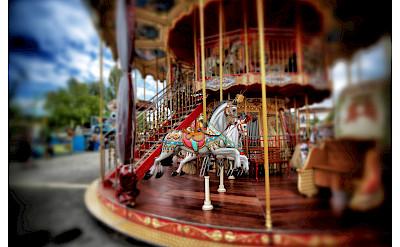 Volksfest in Aschaffenburg, Germany. Flickr:Jens Bergender