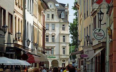 Shopping in Mainz, Germany. Flickr:Compte Dartagnan