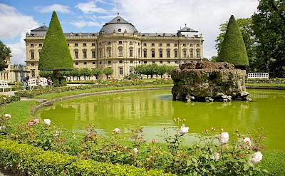 Würzburg, Bavaria, Germany. Flickr:Jiuguang Wang