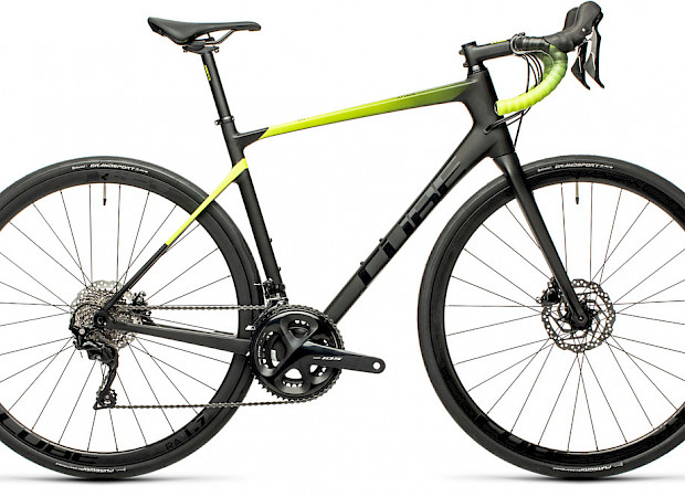 Cube Attain GTC road bike