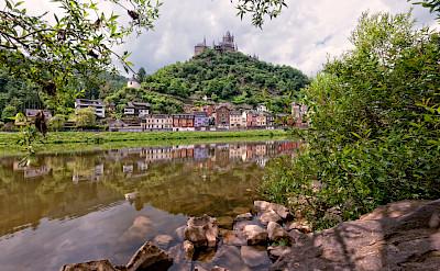 Mosel River in Cochem, Germany. ©Hollandfotograaf
