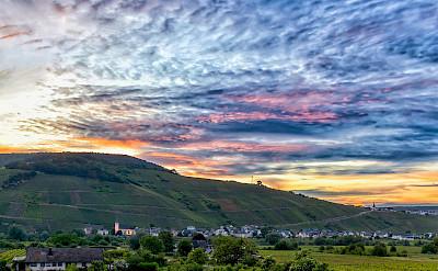 Mosel River Valley between Trier & Koblenz. ©Hollandfotograaf