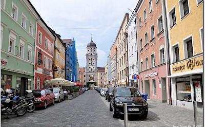Vilshofen, Germany. Flickr:Janos Korom Dr.