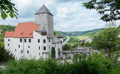 Burg Prune in Riedenburg, Germany. Flickr:Armin Skowalski