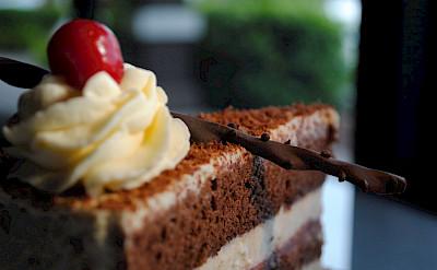 German black forest cake. Flickr:Larry Hoffman