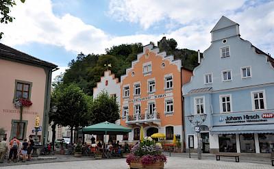 Marktplatz in Riedenburg, Germany. Flickr:sacratomato_hr