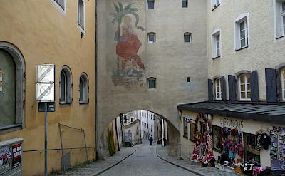 Passau, Germany. Flickr:Reisender1701