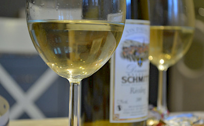 Riesling is a favorite in Germany. Flickr:Aironik