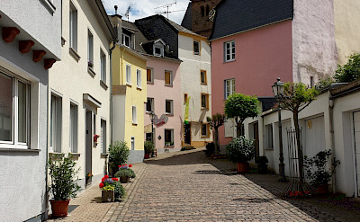 Saarburg, Germany. Flickr:Steve Watkins