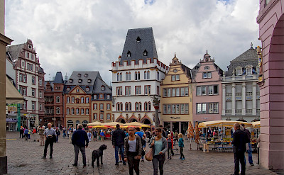 Market in Trier, Germany. ©Hollandfotograaf