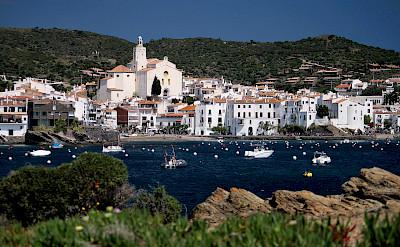 Cadaqués in Catalonia, Costa Brava, Spain. Flickr:Jorge Franganillo