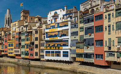 Girona, Costa Brava, Spain. Flickr:Enric Rubio Ros