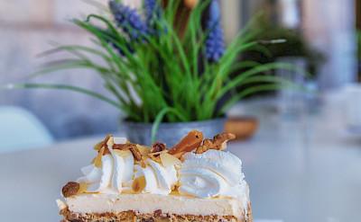 Fancy desserts in Croatia. Flickr:Arnie Papp