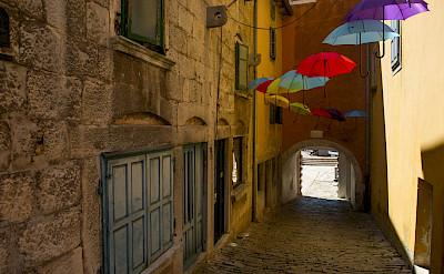 Labin in Istria, Croatia. ©TO