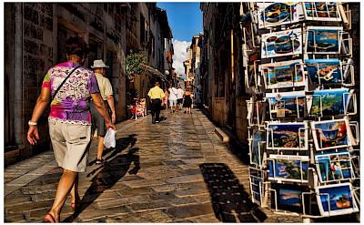 Shopping in Poreč, Croatia. Flickr:Mario Fajt
